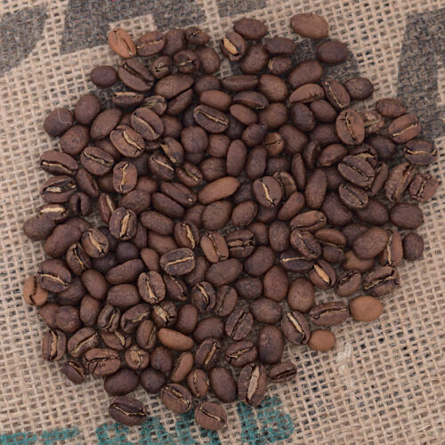 Colombia ristet specialkaffe
